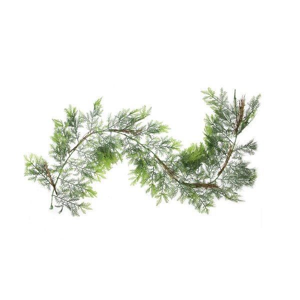 Two-Tone Cedar and Natural Twigs Artificial Christmas Garland by Northlight Seasonal