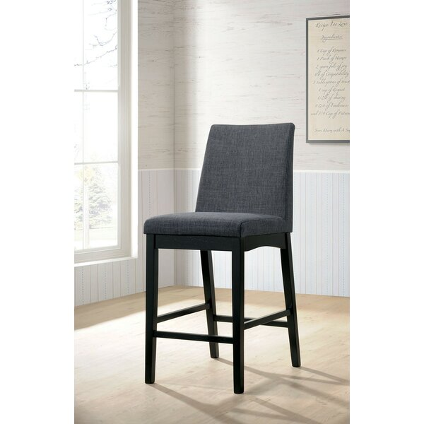 Kearney Counter Height Upholstered Dining Chair (Set of 2) by Brayden Studio