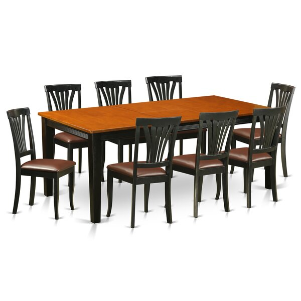 Loraine 9 Piece Dining Set By Red Barrel Studio Bargain