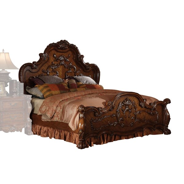 Welliver Scrolled Standard Bed by Astoria Grand