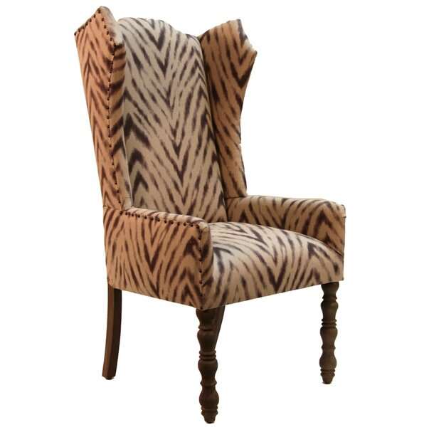 Veronica Upholstered Dining Chair by World Menagerie
