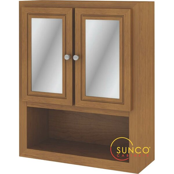 19.65 W x 24.77 H Wall Mounted Cabinet by Sunco Inc.