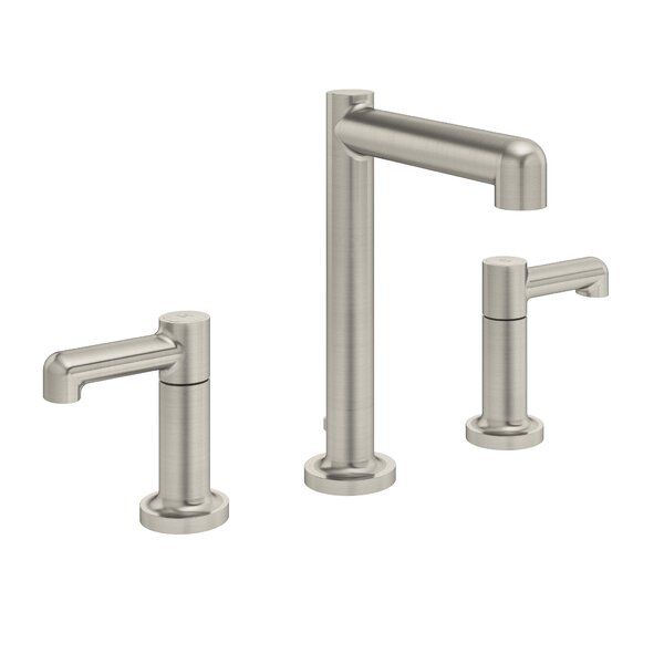 Museo Widespread Bathroom Faucet with Drain Assembly by Symmons