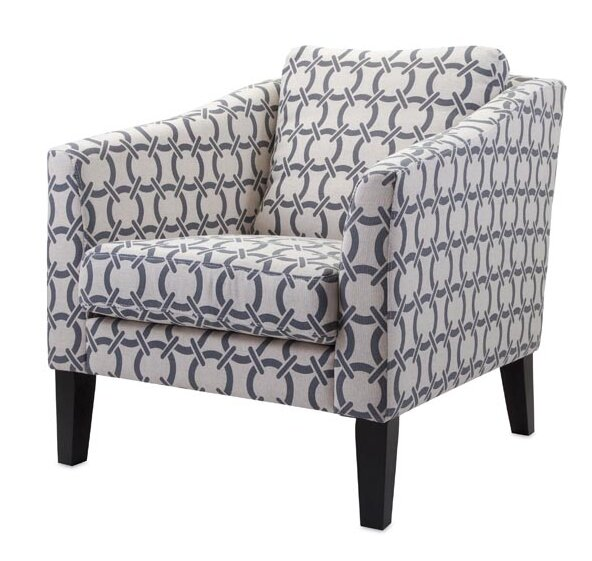 Hewett Armchair by Woodland Imports