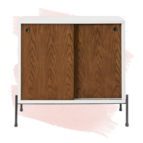Arlo 2 Door Accent Cabinet by Foundstone Foundstone