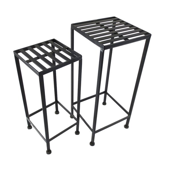 Secor 2 Piece Nesting Plant Stand Set by Red Barrel Studio