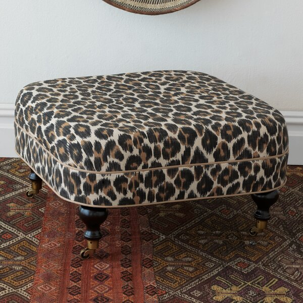 Naya Cocktail Ottoman by Eastern Accents