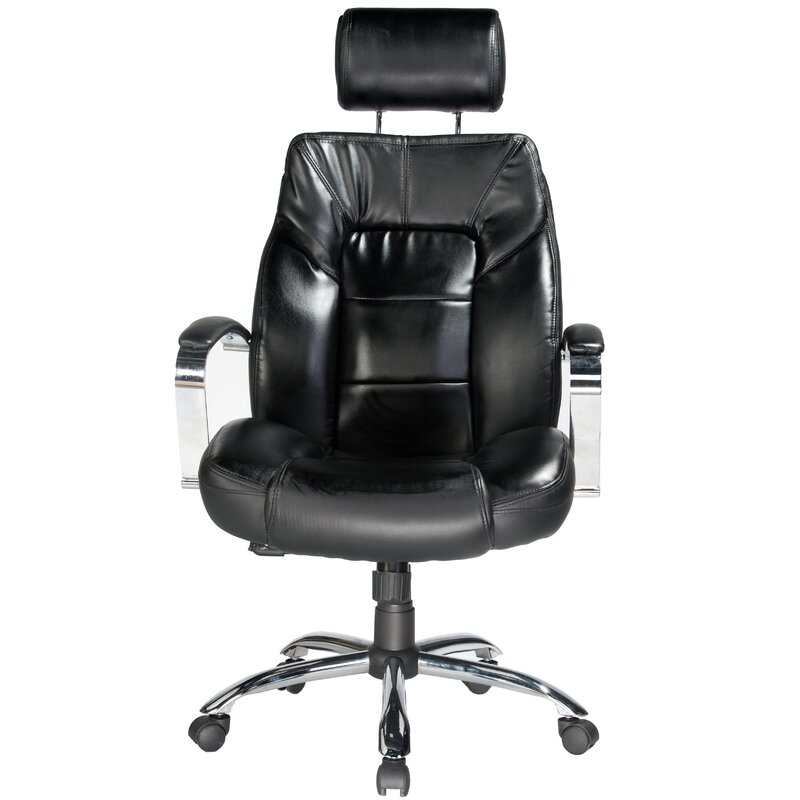 Louis High Back Leather Executive Chair