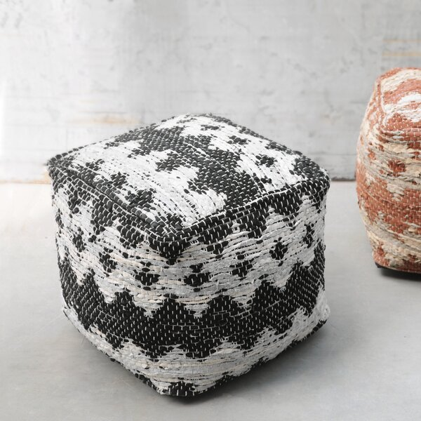 Cresley Pouf by Bungalow Rose