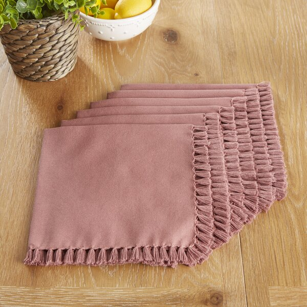 Robbinston Napkins (Set of 6) by Birch Lane™