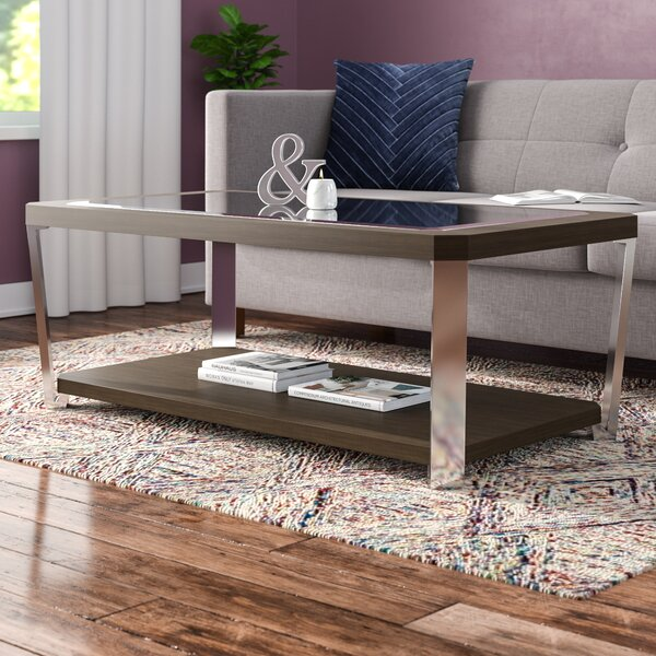 Cottingham Coffee Table With Storage By Ivy Bronx