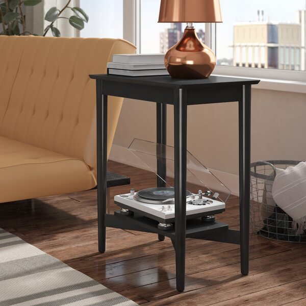 Ali Mid Century Chairside Table by Zipcode Design