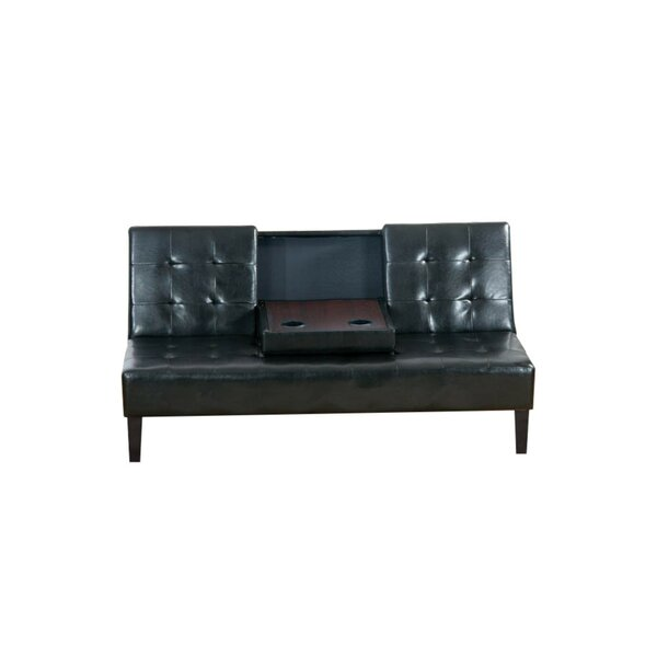 Gandara Convertible Sofa by Ebern Designs