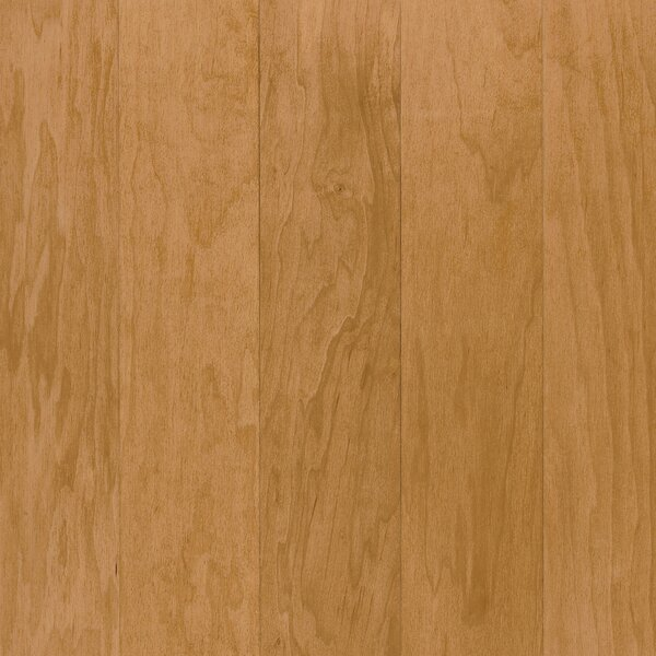 5 Engineered Maple Hardwood Flooring in Tanned Brown by Armstrong Flooring