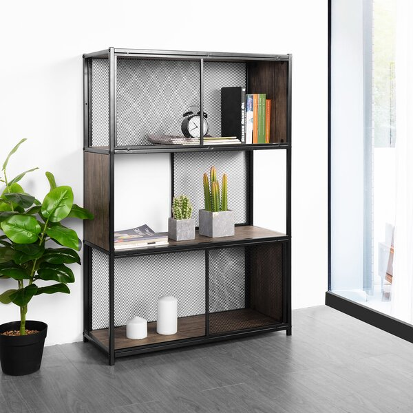 Soukup Standard Bookcase By Williston Forge