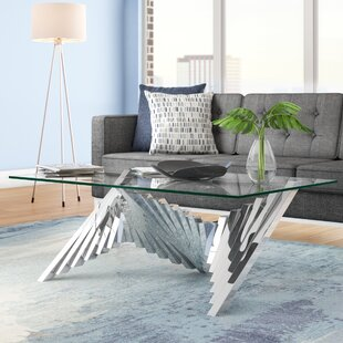 Fernald Metal Coffee Table