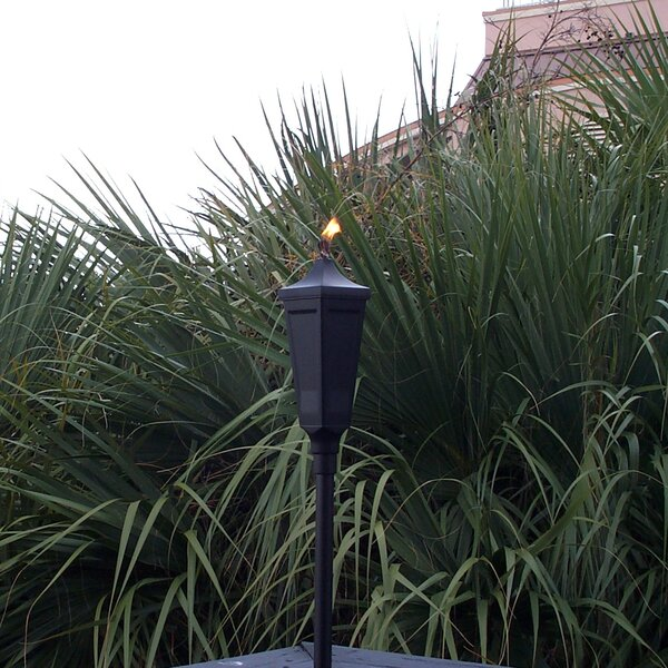 Die Cast Classic Garden Torch by Starlite Garden and Patio Torche Co.