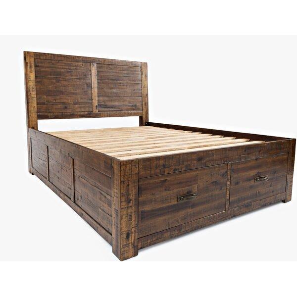 Athol Storage Standard Bed by Three Posts