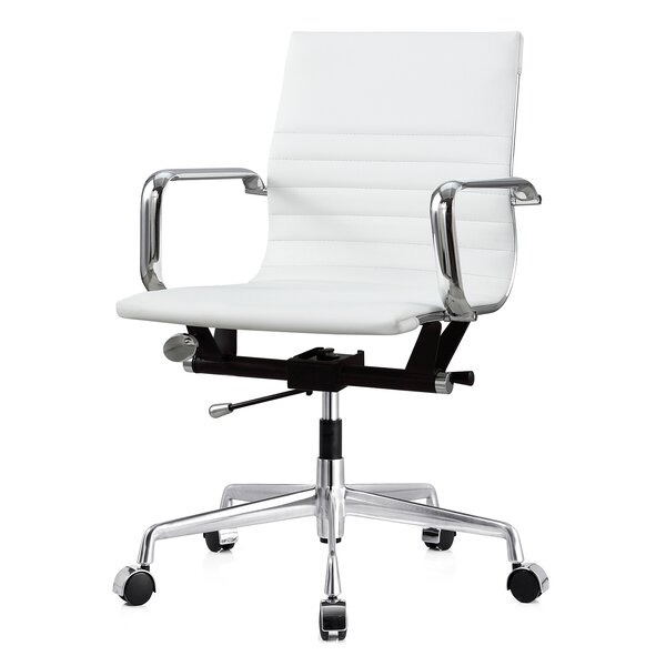 Vegan Leather Office Chair by Meelano