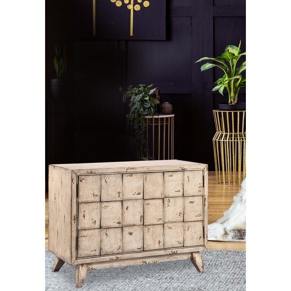 2-door Cabinet by World Menagerie