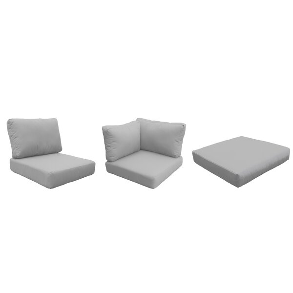 Miami 16 Piece Outdoor Cushion Set