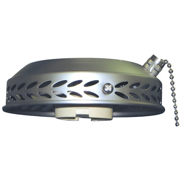 23W Single Light Fitter in Brushed Pewter by Royal Pacific