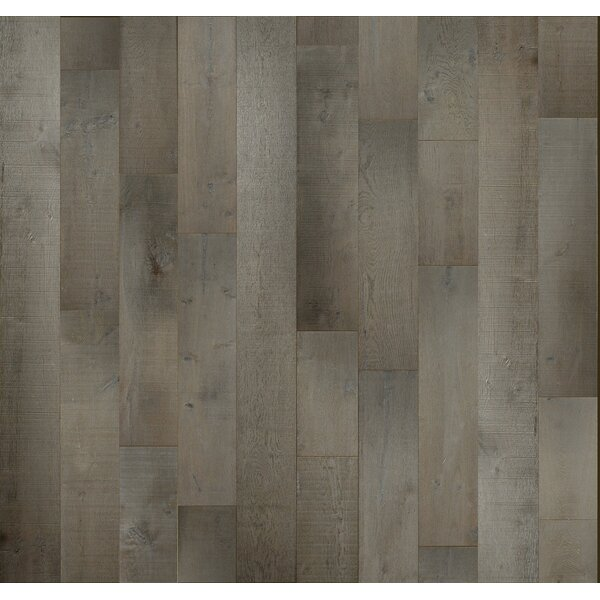 Timber Lodge 7-1/2 Engineered Oak Hardwood Flooring in Saddleback by Wildon Home ®