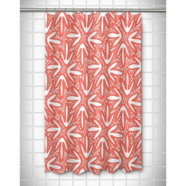 Tribal Lagoon Shower Curtain by Island Girl Home