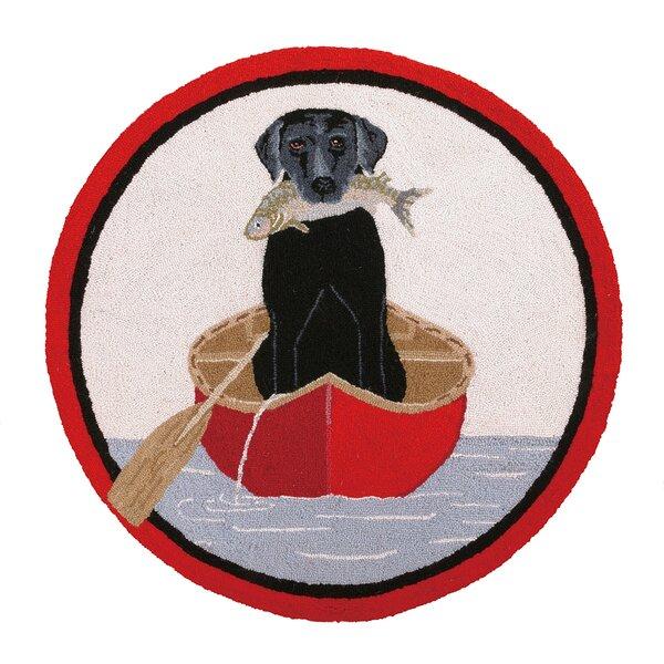 Canoe Hook Area Rug by Peking Handicraft