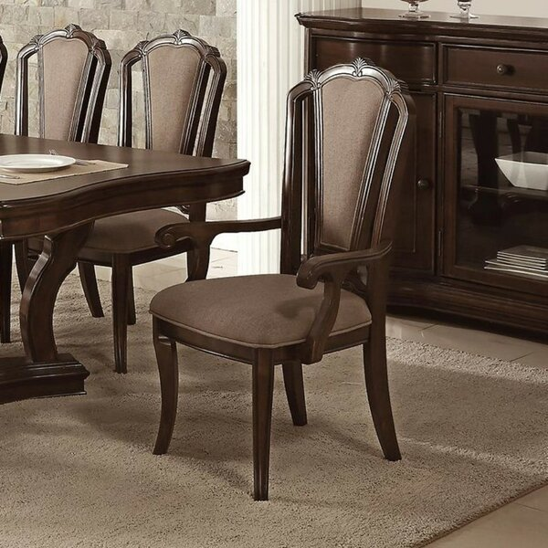 Yip Upholstered Dining Chair (Set of 2) by Astoria Grand