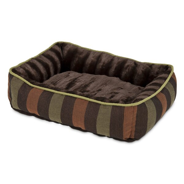Fashion Rectangular Lounger Bolster by Petmate