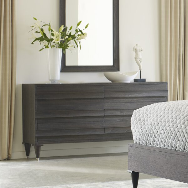 Rayfield 6 Drawer Double Dresser by Brayden Studio