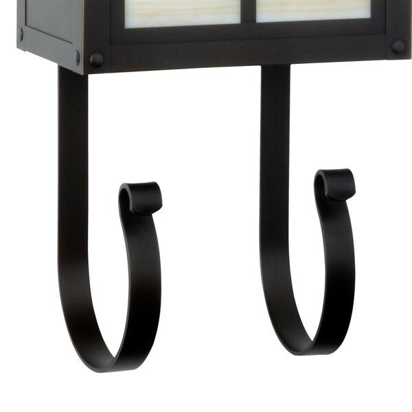 ReFlex Rotating Mailbox Bracket Newspaper Holder by America's Finest Lighting Company