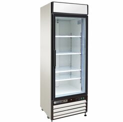 23 cu. ft. Frost-Free Upright Freezer by Maxx Ice