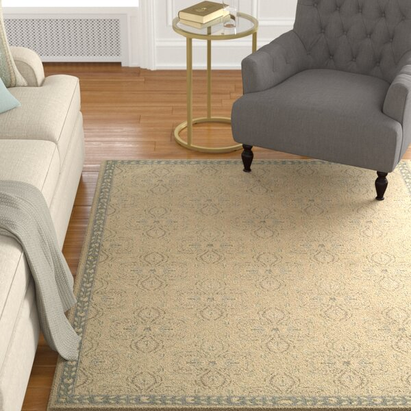 Lundon Sand Rug by Astoria Grand