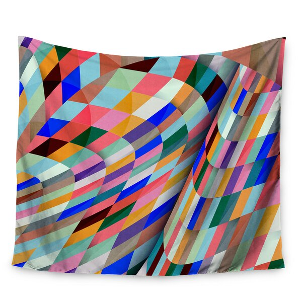 Different by Danny Ivan Wall Tapestry by East Urban Home