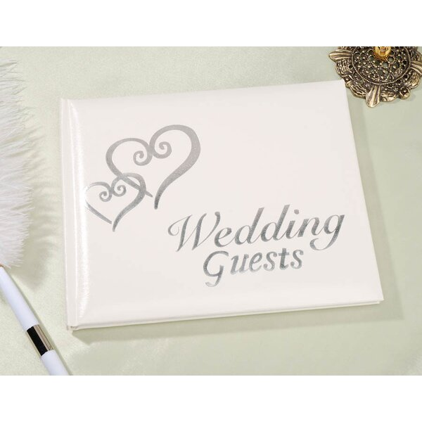 Elizabeth Street Guest Book by The Holiday Aisle