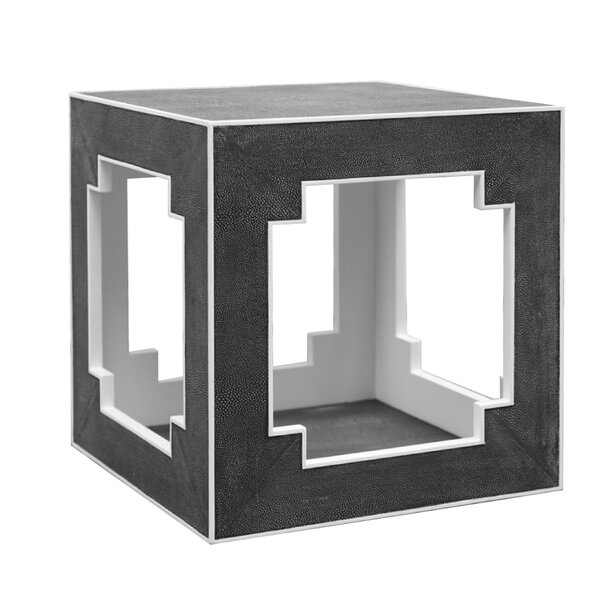 Floor Shelf End Table by Worlds Away Worlds Away