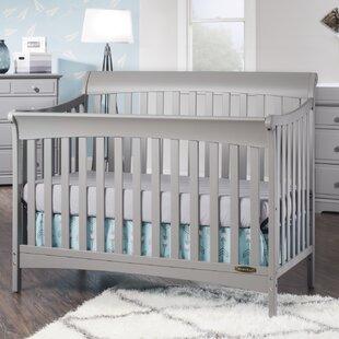 Price comparison Ashton 4-in-1 Convertible Crib ByChild Craft