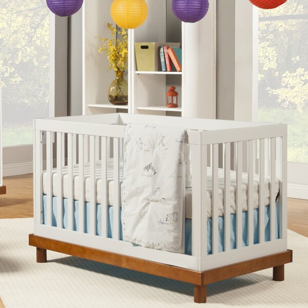 Olivia 3-in-1 Convertible Crib by Baby Mod