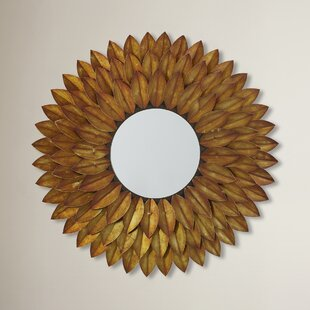 Darby Home Co Goebler Metal Wall Mirror