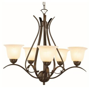 Oil rubbed bronze chandeliers youll love wayfair save aloadofball Images
