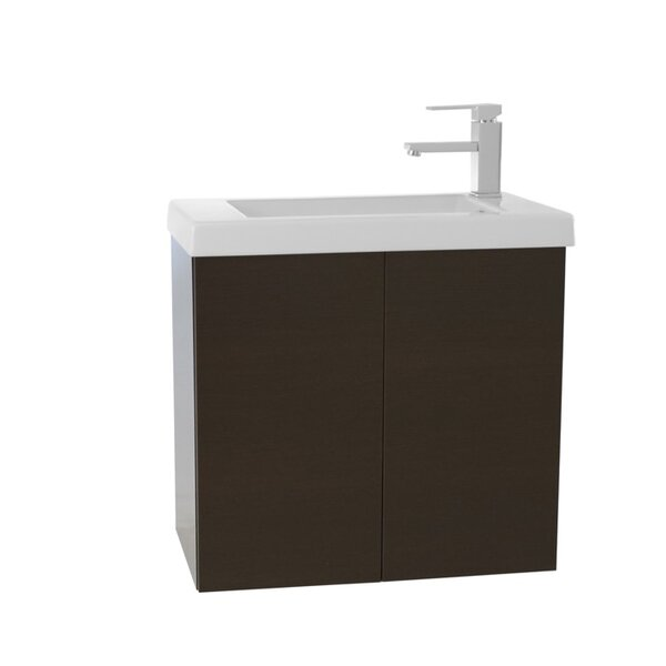 Happy Day 23 Single Bathroom Vanity Set by Nameeks Vanities