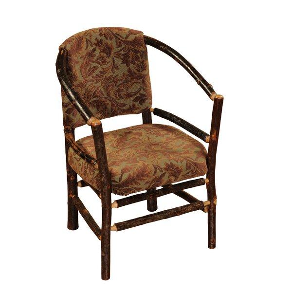 Barrel Chair by Fireside Lodge
