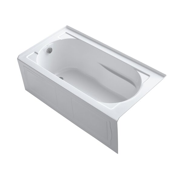 Devonshire tub 60 x 32 Soaking Bathtub by Kohler