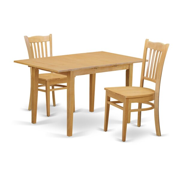 Best #1 Balfor 3 Piece Dining Set By Andover Mills 2019 Online