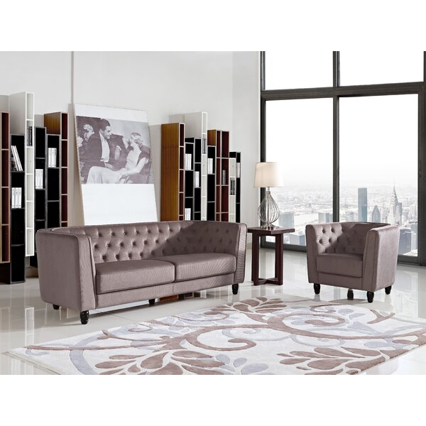 Warwick Configurable Living Room Set by DG Casa