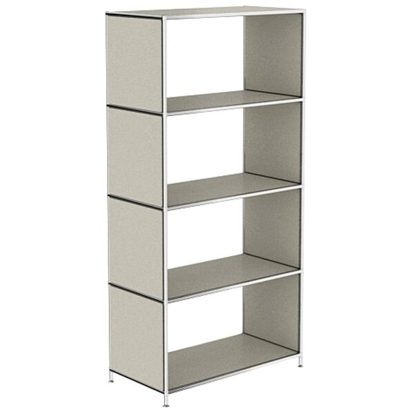 Manzano Standard Bookcase by Latitude Run