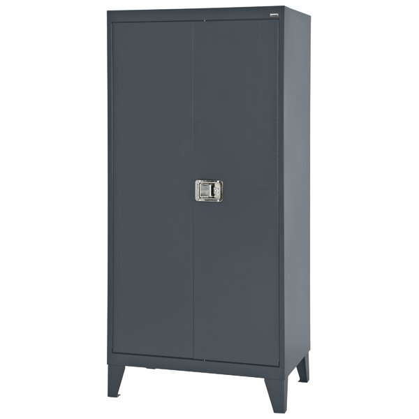 Extra Heavy Duty 2 Door Storage Cabinet by Sandusky Cabinets