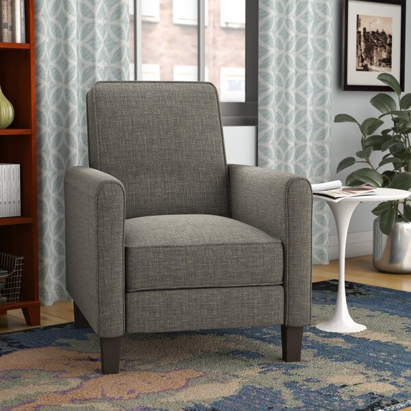 Sandra Manual Recliner by Zipcode Design